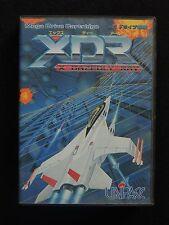 Jeu XDR X Dazedly ray megadrive  dans sa boite d'origine Japan