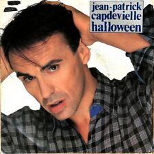 "Jean-Patrick Capdevielle - Halloween - Vinyl 7"" 45T (Single)"