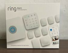 Ring Alarm Home Security 10 Pieces Kit 2nd Gen Usa   Canada Only