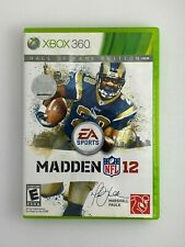 New ListingMadden Nfl 12 Hall of Fame Edition - Xbox 360 Game - Tested