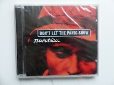 CD ALBUM NUROTICA Don't let the panic show   cat blu28