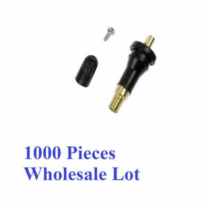 1000 X New TPMS Tire Pressure Sensors Valve Stem Rebuild Kit For Chevy GMC Buick