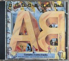 ABBA - LIVE - CD