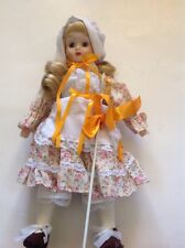 Little Bo-Peep Porcelain Doll W Music 14""
