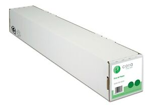"""Cora poly canvas 260gsm 24"""" x 30m for all inkjet printers"""
