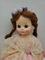 Madame Alexander First Lady Doll Series III Abigail Filmore 1514 In Box