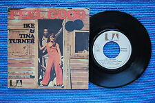 IKE & TINA TURNER / SP UNITED ARTISTS UP 35.373 / 1972 ( F )