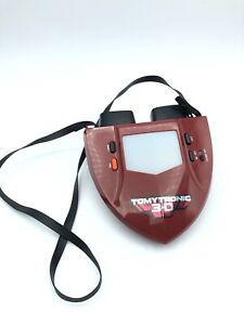 TomyTronic 3-D Sky Attack Handheld Game Vintage 1983 Tested