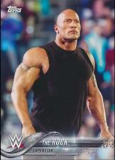 2018 Topps WWE Wrestling Base Singles (Pick Your Cards)