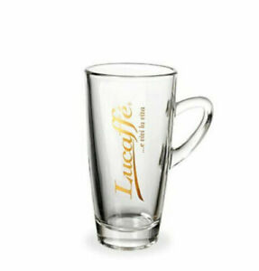 Lucaffe Latte Macchiato Glas  - Casa Gourmet