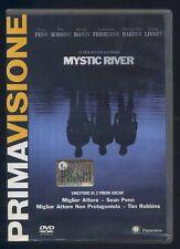MYSTIC RIVER - di Clint Eastwood - DVD - Nuovo 577 edicola