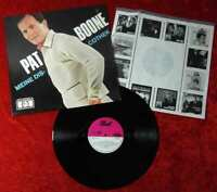 LP Pat Boone: Meine Discothek (DOT LVDS 17110 D) D 1965