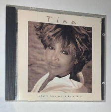 Tina Turner - What's Love Got to Do with It (Original Soundtrack, 1993)