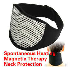 Neck Protection Spontaneous Heating Headache Magnetic Therapy Neck Massager Belt