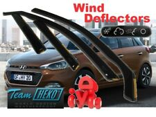 HYUNDAI i20 - II 5D  2015 -   Wind deflectors  4.pc HEKO 17283