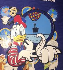 Disney Pin Mystery DCL Cruise Line Towel Animal Portholes Donald Up Balloons