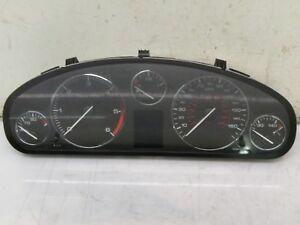 Peugeot 407 2005 2.0 HDI Rhd Compteur de Vitesse Tableau Bord Mph 9658138380