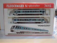 Fleischmann 7415 Pendolino N-gauge ORIGINAL Boxed RUNS GREAT