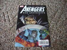 Avengers: The Initiative #9 (2007 Series) Marvel Comics