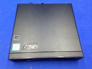 HP EliteDesk 800 G2 Desktop Mini PC TPC-P055-DM Barebones NO CPU HDD Scratched