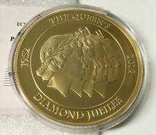 1953 THE CORONATION OF HM ELIZABETH II THE QUENS'S DIAMOND JUBILEE 1952 2012