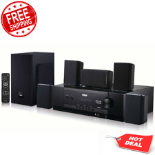 Bluetooth Home Theater System 1000W Audio Surround Sound w/ Remote NEW