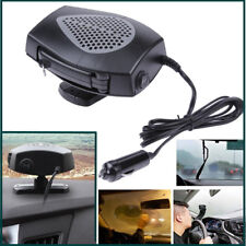 12V HANDLE 200W CAR HEATER DRYER DEMISTER DEFROSTER HEATING COOLING COOLER FAN