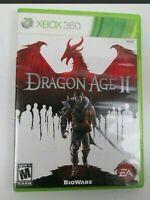 Genuine Microsoft Xbox 360 Game Dragon Age II (2) UK PAL BRAND NEW SEALED