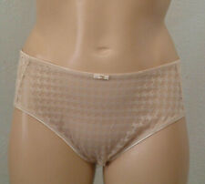 PANACHE ENVY 7282 STRETCH LACE BRIEF IN NUDE, BLACK & IVORY