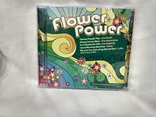Rare Flower Power Various Artists 2008 TGG Direct                         cd5358