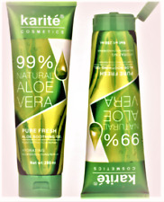 99,0% Aloe Vera Bio Gel 100% natürliche Feuchtigkeitscreme 280 ml