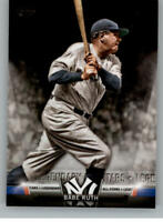2018 Topps Update Series Baseball Salute Inserts Pick From List All Versions