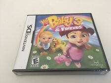 My Baby 3 & Friends (Nintendo DS, 2010) DS NEW