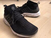 Nike Presto Ultra Flyknit Black Gr. 46