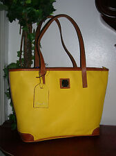 Dooney and Bourke Charleston Leather Tote Bag/Shoulder Bag/Purse Dooney new Bag