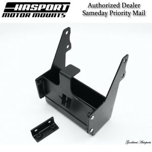 Hasport Front Mount Battery Box for Odyssey PC680MJ 88-91 Honda Civic EF FMB-BOX