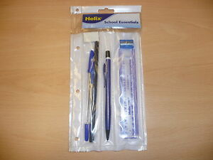 Helix School Essentials Stationery Set Pack