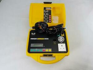 Robin SmartPAT 3500 Smart PAT Portable Appliance Electrical Safety Tester