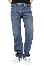 Diesel L34 Herren-Straight-Cut-Jeans niedriger Bundhöhe (en)