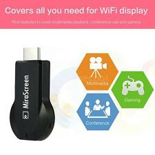 WiFi Display Dongle HDM 1080P Audio&Video DLNA Airplay Miracast for Phone GM4K