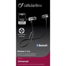 CELLULARLINE Cuffia Auricolare MOTION Stereo BLUETOOTH UNIVERSALE