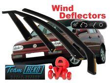 VW GOLF III / VENTO  4/5D  HATCHBACK / ESTATE  Wind deflectors 4.pc  HEKO 31152