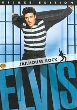 Jailhouse Rock Deluxe Edition 0012569797833 With Elvis Presley DVD Region 1