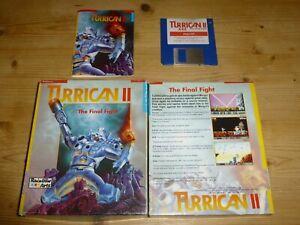 Turrican II - The Final Fight - ATARI ST (Tested)