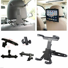 "360 rotating Back Seat Headrest Holder For All Tablets Universal Fits  6"" to 11"""