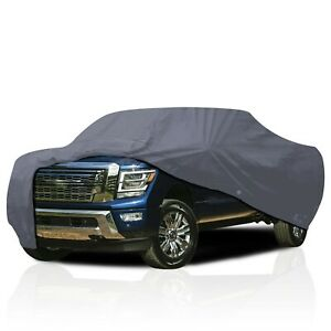 [PSD] Supreme Truck Cover for 2003-2021 Nissan Titan 4-Door King Cab 8' Bed