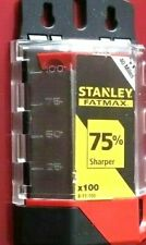 Stanley FatMax Utility Cutter Spares (Pack of 100)