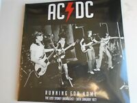 AC/DC The Lost Sydney Broadcast 1977 double LP 2018 new mint sealed vinyl
