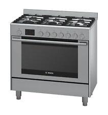Bosch Series 6 HSB738357A Dual Fuel Range Cooker
