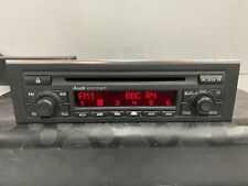 🚙 Audi Concert Grundig Model Cd Car Radio Stereo Head Unit Cd Player + Code 🌈